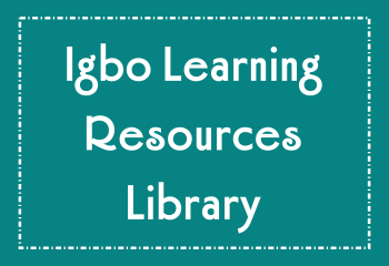 Best Resources for Learning the Igbo Language
