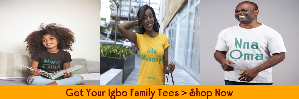 Verb Suffixes in Igbo Language – Ezinaụlọ